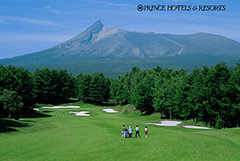 Golf Resort(Hokkaido Country Club Onuma Course)